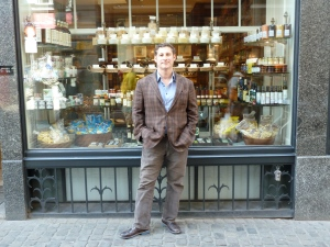 Chris in Zürich
