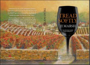 Tread Softly pb cover