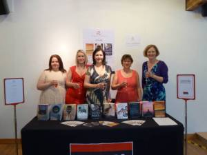 Gillian Hamer, Jane Dixon-Smith, JJ Marsh, Liza Perrat, Catriona Troth