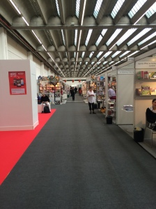 Hall 8.0, Frankfurt Book Fair