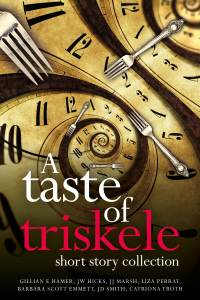 A Taste of Triskele Cover EBOOK